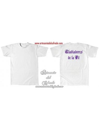 Camiseta Gladiadores de la Fé