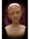 Virgen Dolorosa de tamaño natural, se entregaría ya terminada y montada en su candelero sin vestir.