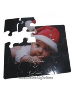 Puzzle cartón infantil para personalizar con tu fotografía