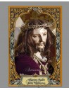 Azulejo rectangular de Nuestro Padre Jesús Nazareno de Priego (Cordoba)