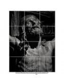 Se vende este Retablo de 12 azulejos del Cristo del Cachorro de Sevilla