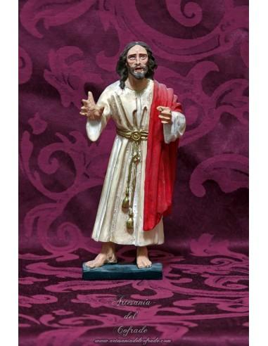 Figura del Cristo de la Santa Cena de Sevilla de 18 ctm