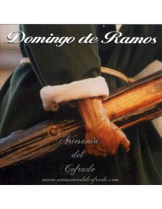Domingo de Ramos contiene 1 cd y 2 dvds.