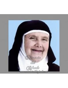 Azulejo cuadrado de la Hermana Cristina (San Fernando)
