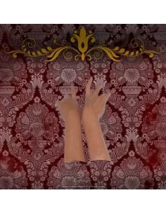 Juego de manos para figuras femeninas de Belen napolitano 35 ctm