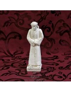 Cristo de la Sentencia de escayola de 16,5 cm