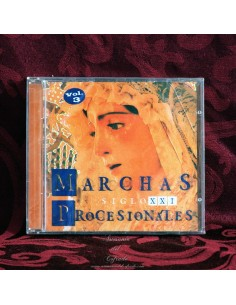 Cd Marchas procesionales siglo XXI vol. 3