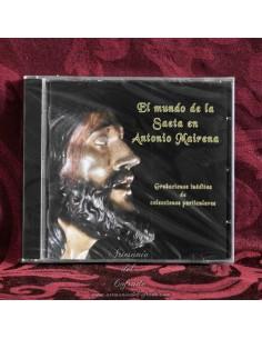 El mundo de la saeta en Antonio Mairena (CD)