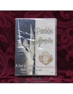 Dvd Semana santa Pasion cofrade -A tus plantas Señor volumen 17