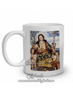 Taza de la Divina Pastora de Cantillana
