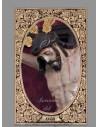 Azulejo rectangular del Santisimo Cristo del Amor de Cordoba