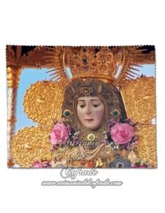 Toallita Limpia Gafas con la Virgen del Rocio