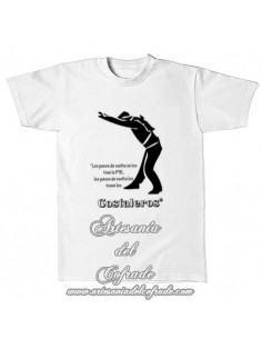 Camiseta de Costalero con lema