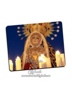 Bonita alfombra de ratón de la Virgen de los Dolores (Cördoba)