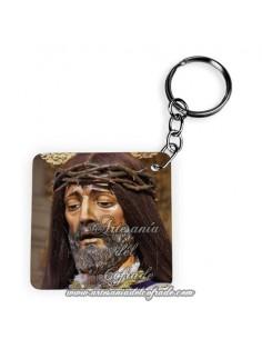 Llavero Cuadrado de Nuestro Padre Jesús Nazareno Rescatado de Córdoba