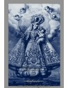 Se vende esta cerámica de la Virgen Maria con el Niño Jesus - Tienda de azulejos religiosos