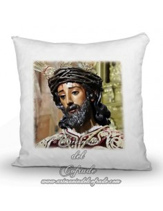 Cojin 35x35 ctm del Cristo de la Sentencia de Sevilla