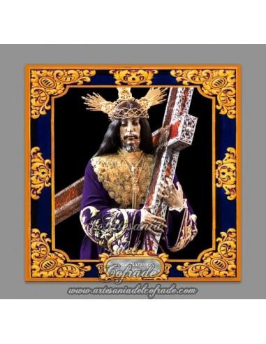 En venta azulejo de ntro padre jes s nazareno de c diz for Azulejos cadiz