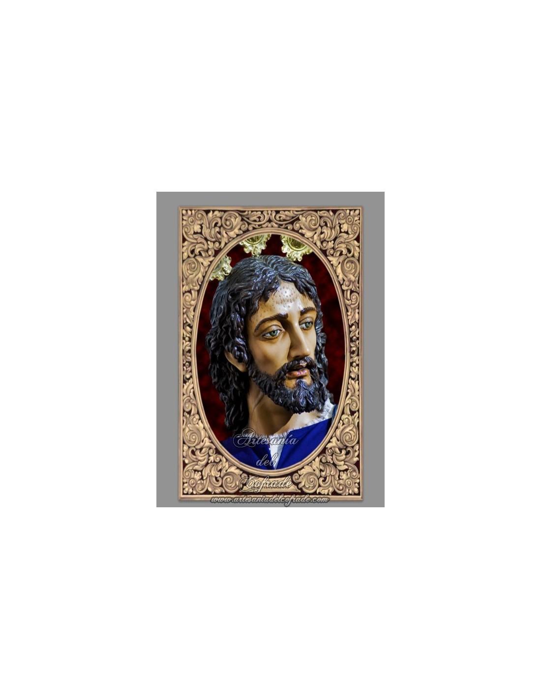 Azulejo rectangular de nuestro padre jes s en su for Azulejos cadiz