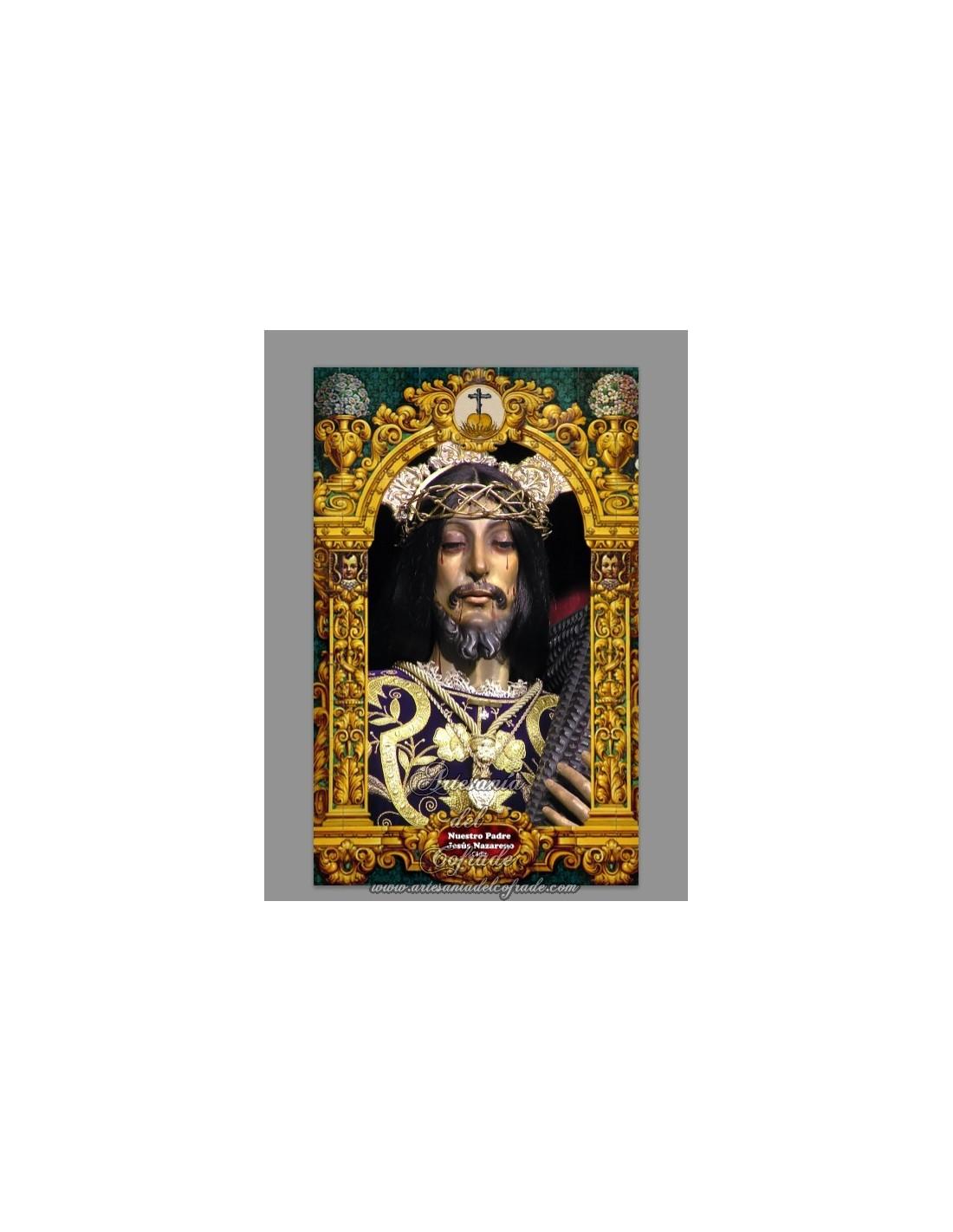 En venta bonito azulejo de ntro padre jes s nazareno de c diz for Azulejos cadiz