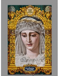 Se vende baldosa de cerámica de Maria Santísima de las Penas de Cádiz