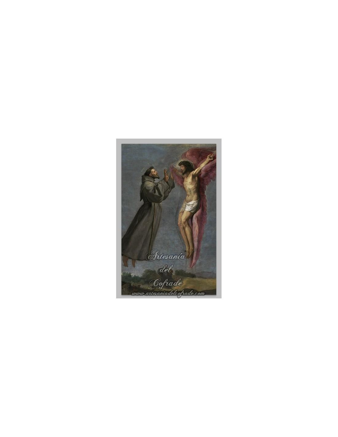 Azulejo de la estigmatizaci n de san francisco tienda for La casa del azulejo san francisco