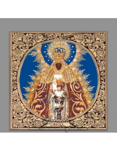 Se vende esta cerámica de Nuestra Señora de Regla (Patrona de Chipiona) - Tienda Cofrade