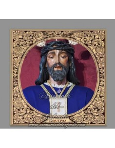 Azulejo de Nuestro Padre Jesús Cautivo de Sanlucar de Barrameda