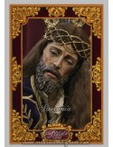 Precioso azulejo de Jesús Caido de Cordoba