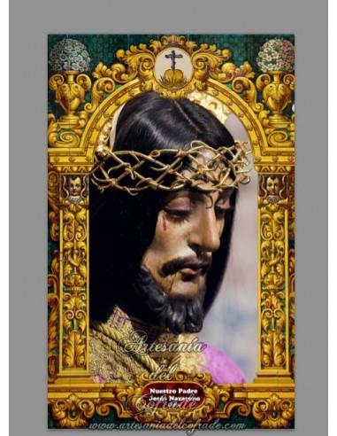 En venta este azulejo de ntro padre jes s nazareno de c diz for Azulejos cadiz