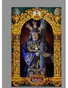 Azulejo rectangular de Nuestro Padre Jesús Nazareno (San Fernando)