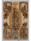 Azulejo de la virgen de Guadalupe