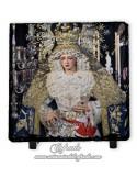 En venta pizarra cuadrada de Nuestra Señora de los Ángeles de Sevilla