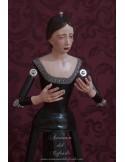 Se vende esta Virgen Dolorosa de candelero de 55 ctm - Tienda Cofrade
