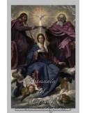 Se vende este azulejo de la Coronación de la Virgen Maria - Tienda de Articulos Religiosos