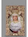 Se vende esta cerámica de la Virgen de la O Coronada de Sevilla - Tienda Cofrade