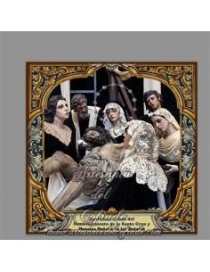 Cerámica del Cristo del Descendimiento de la Santa Cruz de Cádiz en venta en tu Tienda Cofrade