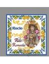 Azulejo cuadrado de Recuerdo de la Romeria del Rocio en venta en tu Tienda Online de confianza