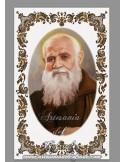 En venta este azulejo rectangular de Fray Leopoldo - Venta de azulejos de Fray Leopoldo