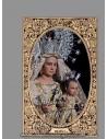 Azulejo de la Virgen de la Piedad (Patrona de Cortegana-Huelva) solo en venta en nuestra Tienda Cofrade online