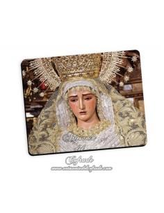 Alfombra de ratón de María Santísima de la O Coronada de Sevilla
