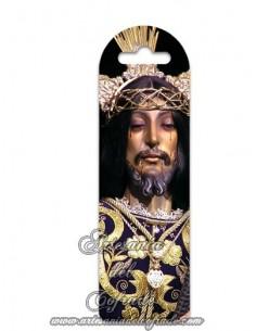 Marca página de plástico de Nuestro Padre Jesús Nazareno de Santa María (Cádiz)