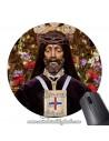 Alfombra de ratón redonda de Nuestro Padre Jesús Rescatado de Cordoba