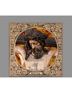 Azulejo del Cristo del Buen Fin de Sevilla