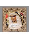 Se vende esta preciosa cerámica de la virgen del Dulce Nombre de Sevilla - Tienda Cofrade