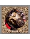 Azulejo cuadrado del Cristo de la Caridad de Cordoba
