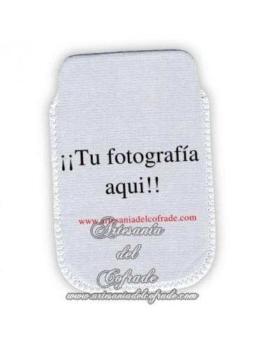 Calcetin de movil para personalizar con tu fotografía