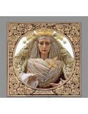 Azulejo cuadrado de María Santísima de la Encarnación de Cordoba
