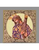 Azulejo de Nuestro Padre Jesús del Gran Poder de Sevilla