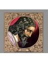 Azulejo cuadrado de Nuestro Padre Jesús de la Pasión